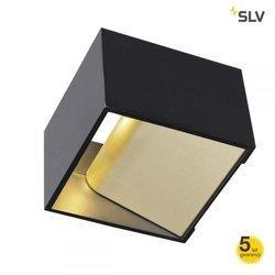 LOGS IN LED �cienna, czarna/mosi�dz, 2000K0K Dim to Warm