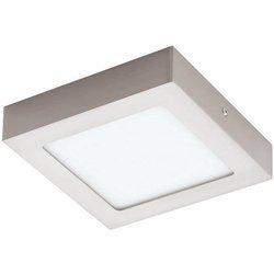 Plafon FUEVA 1 LED IP20 kolor nikiel mat (32444) - EGLO