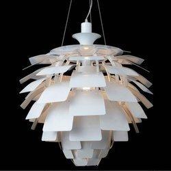 Lampa wisząca ARCHI biała 48 cm (ST-9021S-white) Step into Design - żyrandol