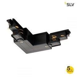S-track łącznik  L   z uziemieniem na zewnątrz (1002648) - SLV / Spotline