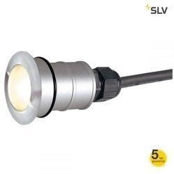 POWER TRAIL-LITE ROUND, stal316, 1W LED, 3000K, IP67