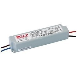 Zasilacz LED GPV-35-12 3A 36W 12V IP67