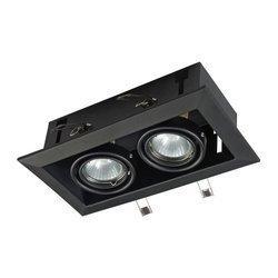 Lampa wpuszczana Metal Downlight (DL008-2-02-B) Maytoni