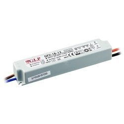 Zasilacz LED GPV-18-12 1,5A 18W 12V IP67