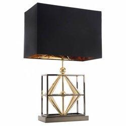 Lampa stołowa Quito (T01939BK AU) Cosmo Light