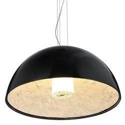 Lampa wisząca FROZEN GARDEN czarna błyszcząca 60 cm (ST-7049-black-shinny) Step into Design - żyrandol