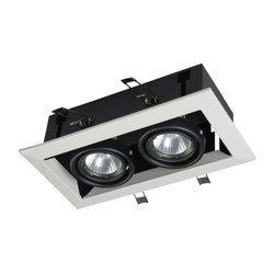 Lampa wpuszczana Metal Downlight (DL008-2-02-W) Maytoni