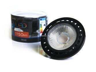 Żarówka LED ES111 15W GU10 czarna (LL110151) - Azzardo