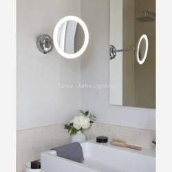 Podświetlane lusterko MASCALI LED polerowany chrom (7627 - Astro Lighting)