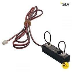 MULTIWAY CONNECTOR, 3 wyjściowy, czarna, max.350mA