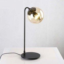 Lampa stojąca ASTRIFERO-1 czarna 43 cm (ST-9047-1) Step into Design