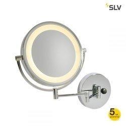VISSARDO ścienna, lustro, chrom/szkło, SMD LED3000K