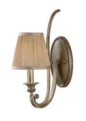 Lampa ścienna, kinkiet ABBEY kol. SILVER SAND (FE/ABBEY1) - Feiss - Elstead Lighting