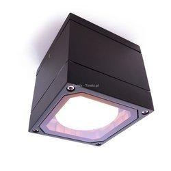 Plafon zewnętrzny Mob II antracyt kwadrat/square (D730410)