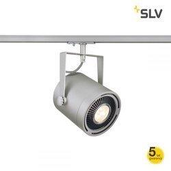 EURO SPOT ES111, srebrnoszara, max. 75W, adapter 1f.