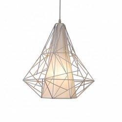 Lampa wisząca SKELETON biała (HP1335-WH) Zuma Line - żyrandol