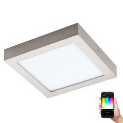 Plafon FUEVA C LED IP20 nikiel mat (96679) - EGLO
