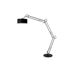Lampa podłogowa Bosse kolor czarny (FL-13072 BLACK) Azzardo