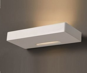 Mistic Lighting kinkiet LED Elo 2x4,6W biały mat DIM (ściemnialny) MSTC-05411460