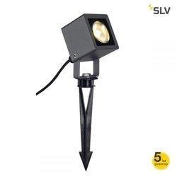 NAUTILUS SQUARE LED kwadratowa, antracyt, 6.7WCOB LED, 3000K
