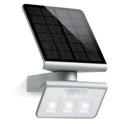 Oprawa solarna LED 1,2W XSolar L-S z czujnikiem srebrna (ST671013) - Steinel