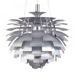Lampa wisząca ARCHI srebrna 48 cm (ST-9021S-silver) Step into Design - żyrandol