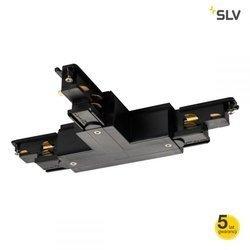 S-track łącznik  T  z uziemieniem z prawej strony (1002651) - SLV / Spotline