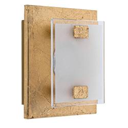 Plafon VICARO 1 złoty (97757 - EGLO)