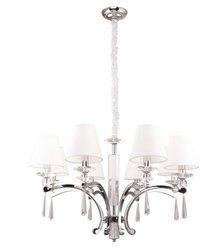 Lampa wisząca duża, LISBONA (P0106) Max light - żyrandol