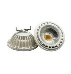 Żarówka LED AR111 COB 15W 12V ciepła 3000K biała - TelForceOne