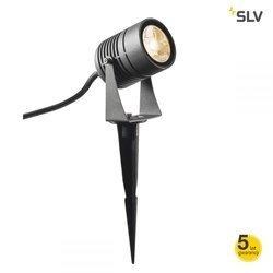 Reflektor LED SPIKE Grafitowy 3000k 1002201 - Spotline / SLV