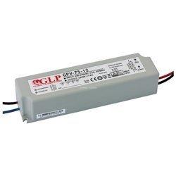 Zasilacz LED GPV-75-12 6A 72W 12V