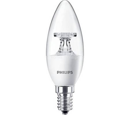 8718696454794 Corepro candle ND 5.5-40W E14 827 B35 CL - Philips