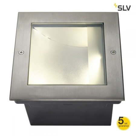 DASAR LED SQUARE stal316, 34W, 3000K