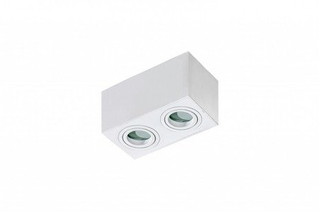 Plafon BRANT 2 SQUARE IP44 white (AZ 2823) - AZZARDO